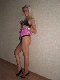 секс-модель BlondyBB